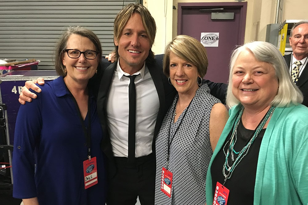 What Keith Urban and a Pull Up Have in Common