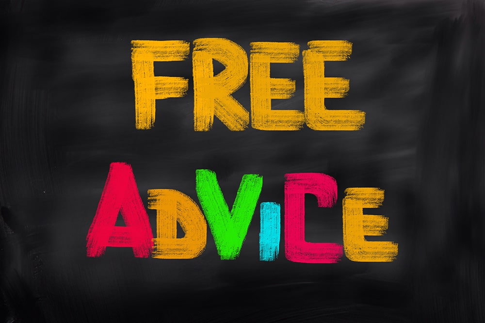Why Free Advice Is Too Expensive