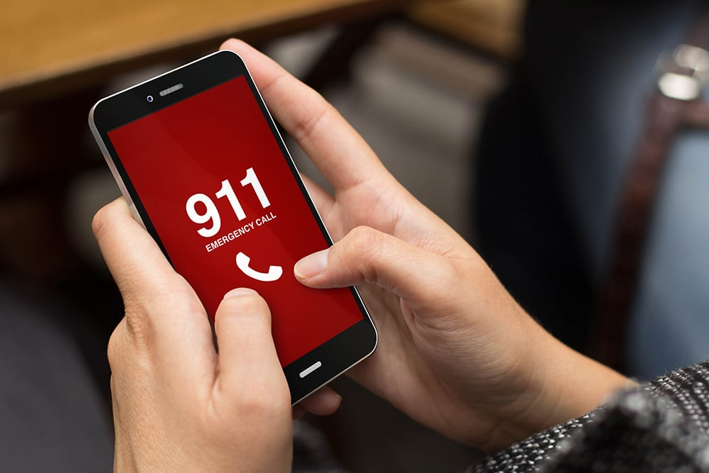 Is Your Body Dialing 911?