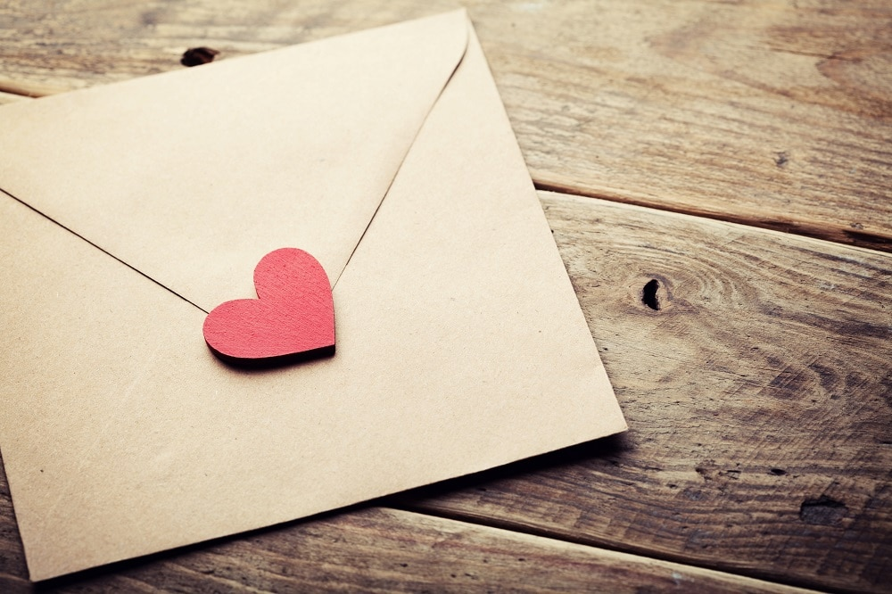 Be Your Own Valentine (BYOV): 5 Reasons to Write a Love Letter to Yourself
