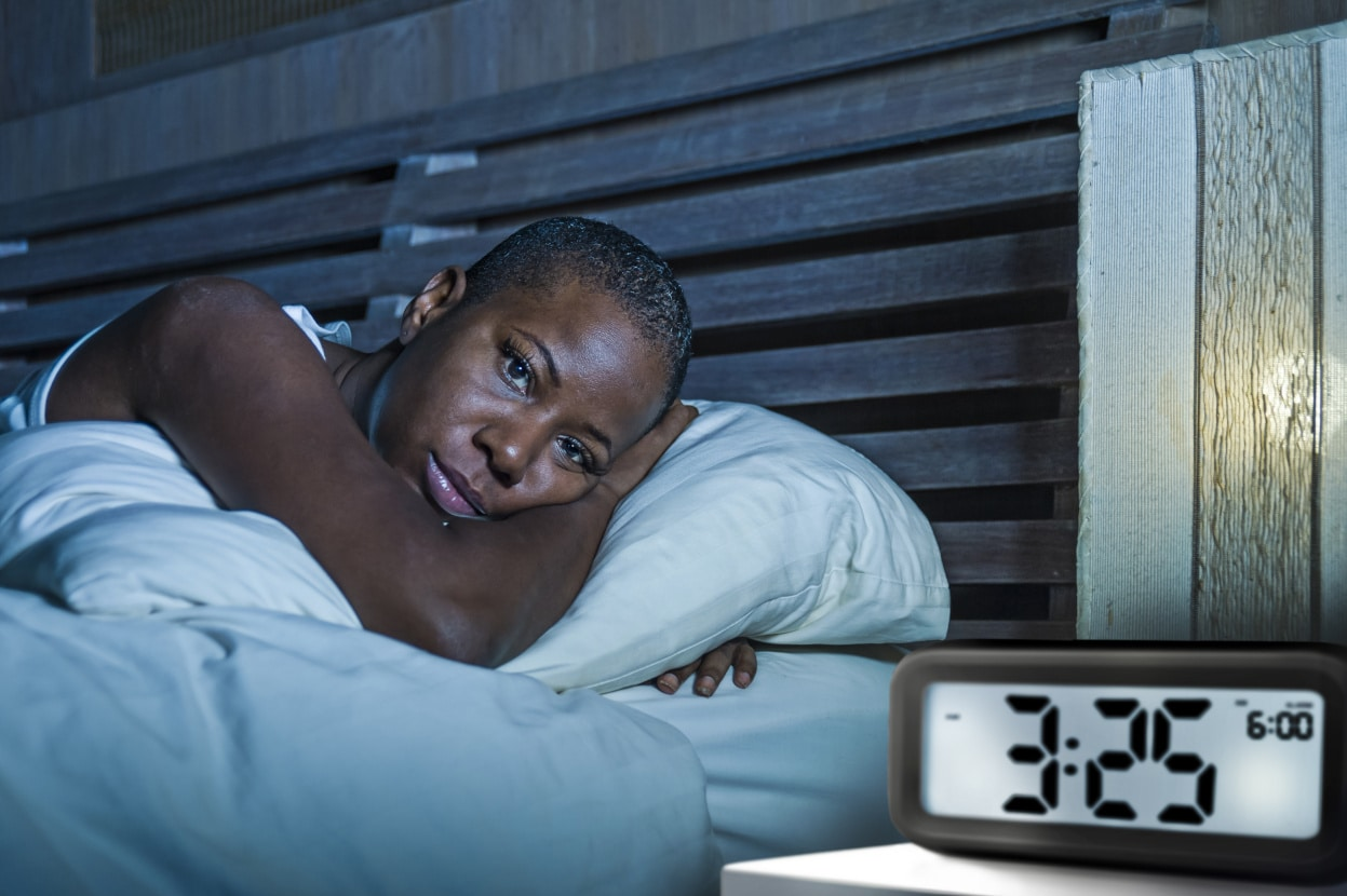 Is Hormone Imbalance Wrecking Your Sleep?