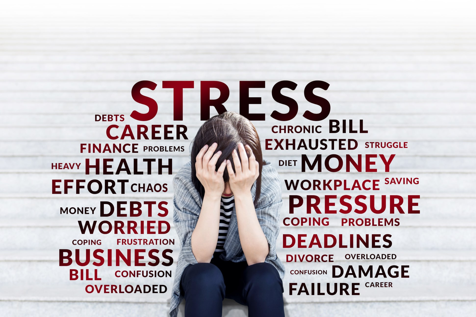 Is stress putting your health at risk?