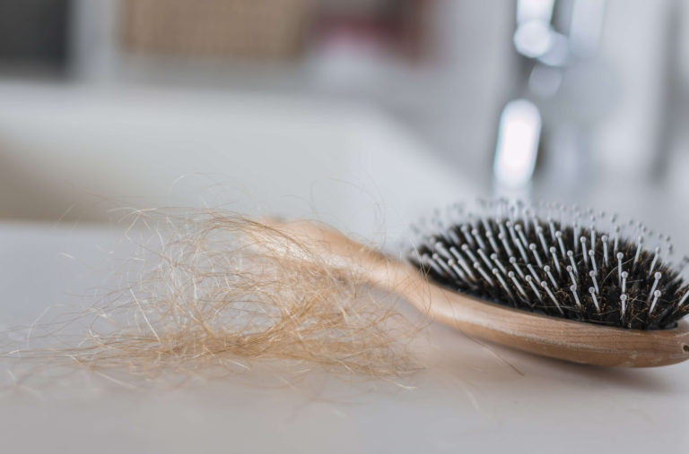 Hair Loss in Perimenopause: Why & What to do about it!