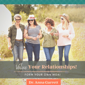 Value Your Midlife Relationships